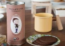 天然可可與鹽花餅乾-飲料,咖啡,茶葉,果汁,紅茶