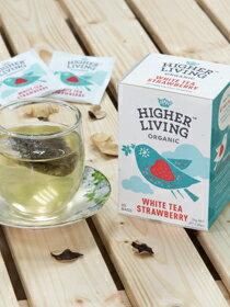 有機草莓白茶-飲料,咖啡,茶葉,果汁,紅茶