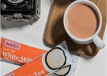 【金麒麟】特濃白奶茶-飲料,咖啡,茶葉,果汁,紅茶