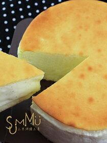 SUMMU半熟乳酪香草籽-美食甜點,蛋糕甜點,伴手禮,團購美食,網購美食