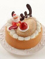雪莓麋鹿鹿-6吋蛋糕-美食甜點,蛋糕甜點,伴手禮,團購美食,網購美食