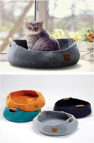 貓籃子BASKET BOWL_海軍藍-寵物,寵物用品,寵物飼料,寵物玩具,寵物零食