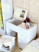 瑞典極簡風化妝桌椅組-家具,燈具,裝潢,沙發,居家