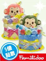 雙層蛋糕樣式新生禮盒-嬰兒,幼兒,孕婦,童裝,孕婦裝