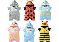 夏款超可愛動物造型含帽子連身衣-嬰兒,幼兒,孕婦,童裝,孕婦裝