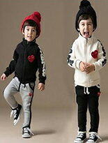 男童愛心運動休閒長袖-嬰兒,幼兒,孕婦,童裝,孕婦裝