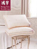 透氣羽絲絨枕2入-家具,燈具,裝潢,沙發,居家