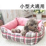 多彩小方格紋保暖床組-寵物,寵物用品,寵物飼料,寵物玩具,寵物零食