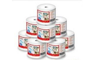 Leshi樂適 - 嬰兒乾濕兩用布巾 家居補充組 (800抽) 補充捲x8-嬰兒,幼兒,孕婦,童裝,孕婦裝