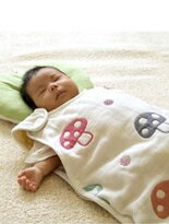 六層紗蘑菇防踢背心-嬰兒,幼兒,孕婦,童裝,孕婦裝