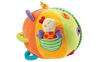 探險家叮噹球布偶玩具-嬰兒,幼兒,孕婦,童裝,孕婦裝