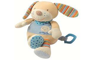 香檳狗狗布偶玩具-嬰兒,幼兒,孕婦,童裝,孕婦裝