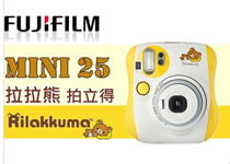 富士MINI 25-數位相機,單眼相機,拍立得,攝影機,鏡頭