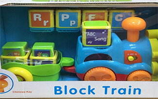 雪印 ABC學習火車玩具-嬰兒,幼兒,孕婦,童裝,孕婦裝