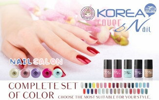 韓國COVER NAIL凝膠指甲油-化妝品,保養品,彩妝,專櫃,開架