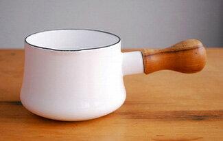 日本 DANSK 琺瑯牛奶鍋-家具,燈具,裝潢,沙發,居家