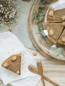 太妃糖雙層重乳酪蛋糕《6吋》-美食甜點,蛋糕甜點,伴手禮,團購美食,網購美食