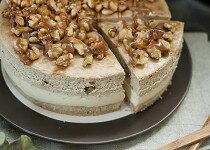 ILLY核桃雙層重乳酪蛋糕-美食甜點,蛋糕甜點,伴手禮,團購美食,網購美食
