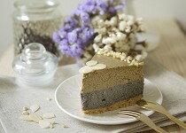 黑芝麻鐵觀音重乳酪蛋糕-美食甜點,蛋糕甜點,伴手禮,團購美食,網購美食