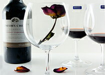 水晶紅酒杯6入裝-家具,燈具,裝潢,沙發,居家