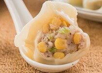 玉米水餃(20粒)-美食甜點,蛋糕甜點,伴手禮,團購美食,網購美食