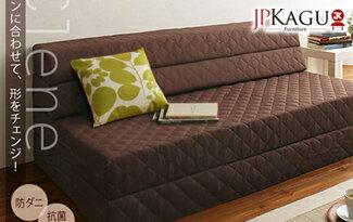 JP Kagu 日系抗菌防臭布質沙發床(雙人)(六色)-嬰兒,幼兒,孕婦,童裝,孕婦裝