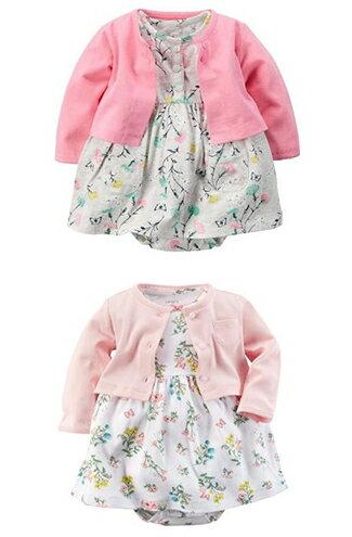 短袖裙兔裝+小外套二件式套裝-嬰兒,幼兒,孕婦,童裝,孕婦裝