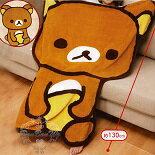 暖冬限定懶熊披肩毛毯-家具,燈具,裝潢,沙發,居家
