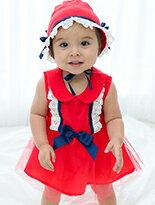 公主款紗紗包屁裙套裝-嬰兒,幼兒,孕婦,童裝,孕婦裝