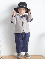 超厚鋪棉西裝兩件組-嬰兒,幼兒,孕婦,童裝,孕婦裝