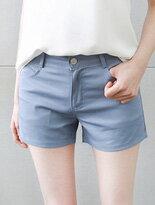 多彩短褲6色S~XL-女裝,內衣,睡衣,女鞋,洋裝