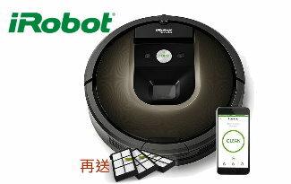 iRobot 史上最強新一代掃地機器人吸塵器-家電,電視,冷氣,冰箱,暖爐