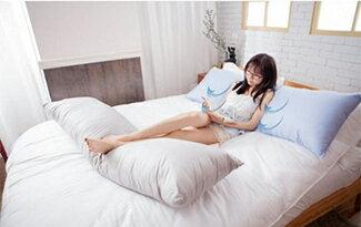 長形側抱枕-女裝,內衣,睡衣,女鞋,洋裝