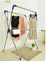 X型不銹鋼延伸衣架-女裝,內衣,睡衣,女鞋,洋裝