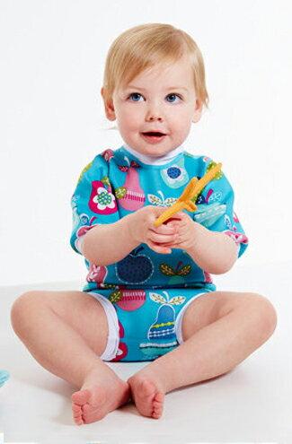 Happy Nappy Wetsuit 連身版游泳尿布褲-嬰兒,幼兒,孕婦,童裝,孕婦裝