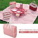 日本PEARL摺疊野餐桌-家具,燈具,裝潢,沙發,居家
