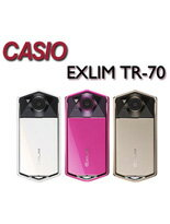 CASIO TR70-數位相機,單眼相機,拍立得,攝影機,鏡頭