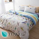 天絲床包兩用被組-家具,燈具,裝潢,沙發,居家