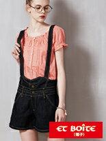 丹寧吊帶短褲推薦-女裝,內衣,睡衣,女鞋,洋裝