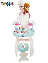 冰雪奇緣化妝台-電玩,遊戲,遊戲主機,玩具,玩具