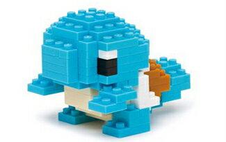 迷你積木-傑尼龜-電玩,遊戲,遊戲主機,玩具,玩具