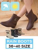 晴雨兩穿質感霧面雨靴-女裝,內衣,睡衣,女鞋,洋裝