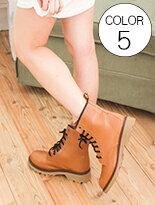 台灣製日系8孔馬汀靴-女裝,內衣,睡衣,女鞋,洋裝