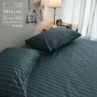 網路購物-MIT精梳棉雙人床包三件組