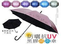 防曬抗UV黑膠自動傘-女裝,內衣,睡衣,女鞋,洋裝