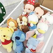 迪士尼睡姿系列娃娃