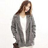 【購物】日本必逛品牌 ∣ nano・universe 羊毛大衣外套 - 日本樂天時尚館