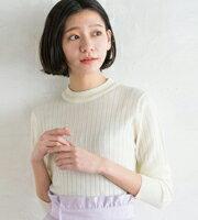 【購物】日本必逛品牌 ∣ earth music 多色小立領羅紋針織衫 - 日本樂天時尚館