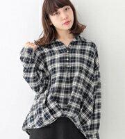 【購物】日本必逛品牌 ∣ earth music 立體內摺長袖襯衫 - 日本樂天時尚館