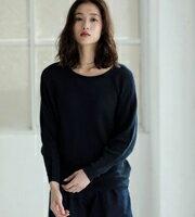 【購物】日本必逛品牌 ∣ AZUL-M 圓領針織衫上衣 - 日本樂天時尚館